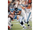 Brad Hopkins signed Tennessee Titans 8x10 Photo- Steiner Hologram