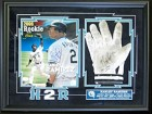 Hanley Ramirez Autographed Batting Glove and 8x10 Framed