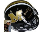 Blaine Gabbert signed Missouri Tigers Full Size Authentic Schutt Helmet- Go Mizzou