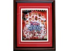 2008 Philadelphia Phillies World Champs UnAutographed Framed 8x10
