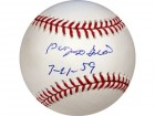 Pumpsie Green 7-21-59 Autographed / Signed Baseball