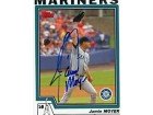 Jamie Moyer Autographed / Signed 2004 Topps Card