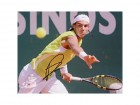 Rafael Nadal Autographed / Signed Tennis 8x10 Photo