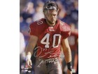 Mike Alstott Hand Signed Tampa Bay Buccaneers 16 x 20 Photograph