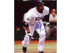Carl Crawford Hand Signed Tampa Bay Rays 8 x 10 Photograph