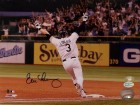 Evan Longoria Autographed Hand Signed Tampa Bay Rays 8x10 Photo Photograph
