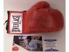 Thomas Hearns Autographed Hand Signed Everlast Right Hand Boxing Glove - Beckett - BAS