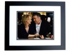 Alec Baldwin Signed - Autographed It's Complicated 8x10 inch Photo BLACK CUSTOM FRAME - Guaranteed to pass PSA or JSA - pictured with Meryl Streep