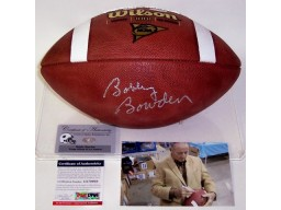 Bobby Bowden Autographed Hand Signed Official NCAA Game Model Football - PSA/DNA