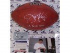 Joe Flacco Autographed Hand Signed Super Bowl XLVII Official NFL Football - PSA/DNA