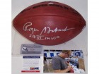 Roger Staubach Autographed Hand Signed Super Bowl 6 VI Official NFL Football - PSA/DNA