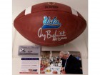 Gary Beban Autographed Hand Signed Official UCLA NCAA Game Model Football - PSA/DNA