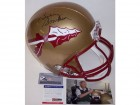Bobby Bowden Autographed Hand Signed Florida State Seminoles Full Size Helmet - PSA/DNA