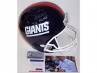 Phil Simms Autographed Hand Signed New York Giants Throwback Full Size Helmet - PSA/DNA