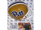 Tony Dorsett Hand Signed Pitt Panthers Throwback Full Size Helmet