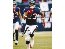 Arian Foster Signed - Autographed Houston Texans 8x10 inch Photo - Guaranteed to pass PSA or JSA