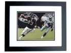 Arian Foster Signed - Autographed Houston Texans 8x10 inch Photo BLACK CUSTOM FRAME - Guaranteed to pass PSA or JSA
