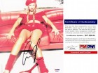 Anna Kournikova Signed - Autographed Sexy Model - Tennis 8x10 inch Photo - PSA/DNA Certificate of Authenticity (COA)
