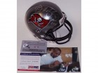 Derrick Brooks Autographed Hand Signed Tampa Bay Bucs Mini Helmet - PSA/DNA