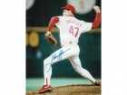 Larry Anderson Philadelphia Phillies Autographed 8x10 Photo