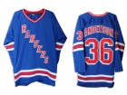 "Glenn Anderson New York Rangers Autographed Blue Jersey Inscribed ""94 Cup"""