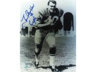 "Autographed Tom Brookshier Philadelphia Eagles 8x10 Photo Inscribed ""Eagles"""