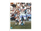 Autographed Gino Cappelletti New England Patriots 8x10 Photo