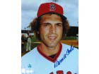 Autographed Bernie Carbo Boston Red Sox 8x10 Photo