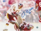 Andre Collins Washington Redskins Autographed 8x10 Photo -Tackle-