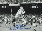 "Gary Collins Cleveland Browns Autographed 8x10 Photo Inscribed ""6X NFL Champs"" & ""MVP"""