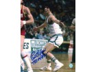 "Autographed Ernie DiGregorio Buffalo Braves 8x10 Photo Inscribed ""1973-74 ROY"""