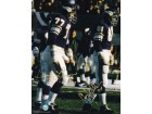 "Autographed Carl Eller and Gary Larsen Minnesota Vikings Dual Signed 8x10 Photo Inscribed ""HOF 04"" by Eller"