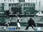 "Bob Feller Cleveland Indians Autographed 8x10 Photo Inscribed ""HOF 61"" -vs the Yankees-"