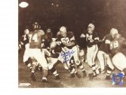 "Autographed Frank Gatski Cleveland Browns 8x10 Photo Inscribed ""HOF 85"""