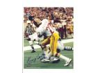 "Autographed Kenny Houston Washington Redskins 8x10 Photo Inscribed ""HOF 86"""