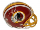 Autographed Joe Jacoby Washington Redskins Mini Helmet