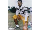 "Autographed John Henry Johnson Pittsburgh Steelers 16x20 Photo Inscribed ""HOF 87"""