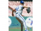 Jimmy Key Toronto Blue Jays Autographed 8x10 Photo -Pitch-
