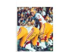 Autographed Billy Kilmer Washington Redskins 8x10 Photo