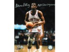"Autographed Bernard King New York Knicks 8x10 Photo Inscribed ""1984 Scoring Champ"""