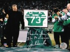 "Autographed Joe Klecko New York Jets 8x10 Photo Inscribed ""Thanks for the Memories"""