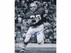 "Hugh McElhenney San Francisco 49ers Autographed 8x10 Photo Inscribed ""HOF 70"" -Running-"