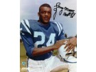 Autographed Lenny Moore Baltimore Colts 8x10 Photo