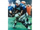 "Don Nottingham Baltimore Colts Autographed 8x10 Photo Inscribed ""1971 AFC Divisional Playoffs"" -Running-"
