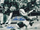 "Dave Parker Pittsburgh Pirates Autographed 8x10 Photo Inscribed ""Cobra"" -Diving-"