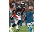 Clinton Portis Denver Broncos Autographed 8x10 Photo -Running-