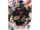 Clinton Portis Denver Broncos Autographed 8x10 Photo