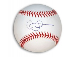 Autographed Carlos Quentin MLB Baseball