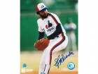 Jeff Reardon Montreal Expos Autographed 8x10 Photo -Pitching-