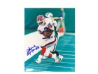 Autographed Andre Reed Buffalo Bills 8x10 Photo Against the Jets